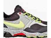 Nike Abrazio Charcoal/Bright green/Grey