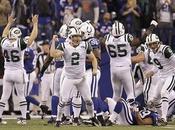 Sautons conclusions: Jets-Colts