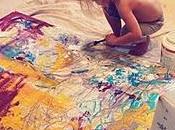 Coup coeur:: peindre enfants grand format