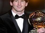 Messi nouvelle version Ballon d'Or faisait bien football