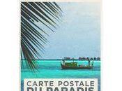 Carte postale Paradis Maldives, rêve sous menace écologique...