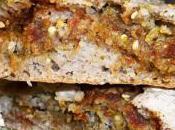 roulé apéritif pestos (maison basilic-ail tomates séchées-gingembre) farines buonissimo