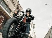 Nouveau sportster harley davidson 2011: 1200 sportster, depouille vintage bobber dans style
