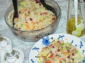 petits plats Fadwa-2- Salade fraîche couscous