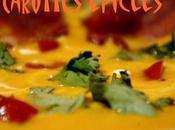 Soupe carottes coriandre/carrots coriander soup