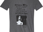 t-shirt rock Iggy chez Sandro Homme