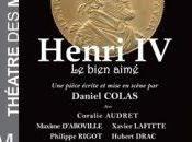 Henri bien aimé Théâtre Mathurins