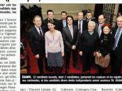 Cantonales 2011 Haute-Vienne candidatures.