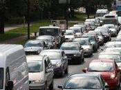 Varsovie Capitale embouteillages