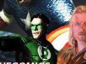 super-héros envahissent consoles