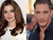 Dark Knight Rises: Anne Hathaway sera Catwoman Hardy Bane