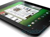 Topaz Opal, deux tablettes tactile Palm sous WebOS