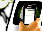 Payer sans contact grâce téléphone mobile