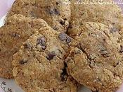 Cookies vegan farine noisettes purée d'amandes
