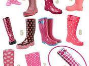 Chantons sous pluie... version rose