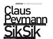 Claus Peymann Sik, Bernhard Filippo Carlo Cecchi