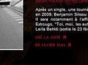 CONCERT Benjamin Siksou février prochain China Paris