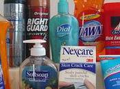 Substances toxiques inutiles Pourquoi bannir Triclosan savons