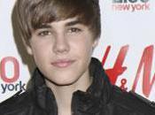 Justin Bieber Paris février pour film