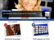 L'application pour iPhone iPod Touch iPad disponible l'App Store