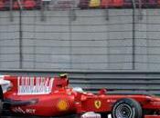 Fisichella accroche Ferrari
