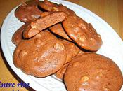 Cookies farines (pois chiche riz) Cacao Citron
