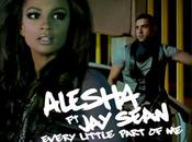 pochette Every Little Part (Alesha Dixon feat. Sean) ressemble