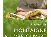 février Bordeaux (33) Montaigne livre ouvert