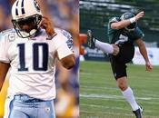 Miettes Lundi: Vince Young, David Akers plus...