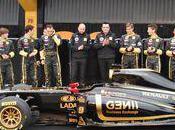 Présentation Lotus Renault dévoilée