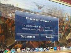 Steve Jobs prenait direction Louvre