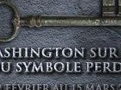 Partez Washington traces symbole perdu