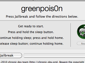 GreenPois0n RC5, jailbreak untethered pour 4.2.1