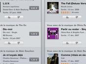 Genius intégré votre iTunes Store iPhone/iPod Touch/iPad
