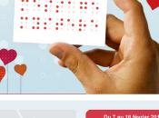 Pour Saint-Valentin, jouez carte mystère avec l'Association Valentin Haüy