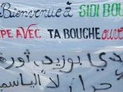caravane remerciements pour Sidi Bouzid