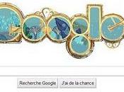 doodle interactif pour Jules Verne