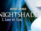 Nightshade préquelle Andrea Cremer