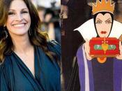 Julia Roberts sera méchante Reine dans Blanche-Neige