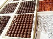 Saint-Valentin, femme chocolat