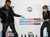Justin Bieber chantera avec Usher Jaden Smith Grammy Awards 2011