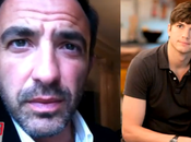 Nikos Aliagas dans coulisses interview avec Ashton Kutcher (vidéo)
