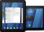 Comparatif tablettes iPad, Xoom, Playbook, touchpad...