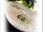 Crème champignons Boursin poivres