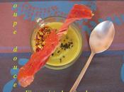 Soupe fèves jambon fumé pistaches