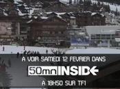 50mn Inside avec Nikos Aliagas Sandrine Quétier aujourd'hui bande annonce