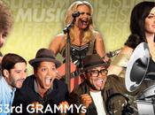 C'est soir qu'aura lieu ième gala Grammy Awards!