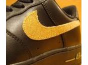 Nike Force WMNS Black/Gold