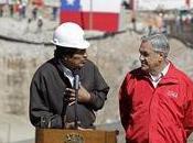 président chilien traité d'abruti