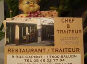 """Saint-Valentin chez """"Chef traiteur"""", février 2011"""